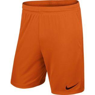 Spodenki męskie Nike Park II Knit Short NB pomarańczowe 725887 815 S
