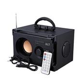A17 GŁOŚNIK BLUETOOTH BOOMBOX RADIO FM SD USB MP3