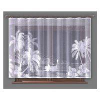 Firanka Palmy 260 x 150 cm - Pokój dziecięcy | WNP279