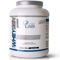 GenLab - Whey Gen - 1 kg sernik z marcepanem
