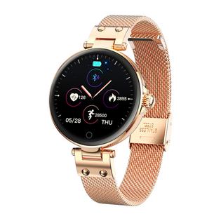 Damski Smartwatch Zegarek dla Kobiet Sport Zdrowie