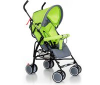 Wózek spacerowy Moolino Compact Parasolka zielono-szary