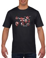 Koszulka męska DEADPOOL c M