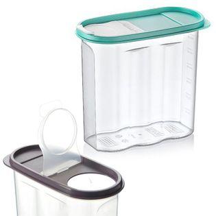 Pojemnik na żywność płatki kasze makaron 1,7 l