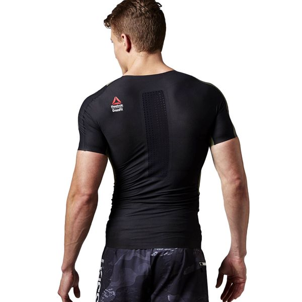 c3789bc8 Koszulka Reebok CrossFit X Kevlar męska kompresyjna treningowa XL zdjęcie 2