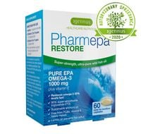 Igennus Pharmepa RESTORE 1000 mg EPA - 60 kapsułek