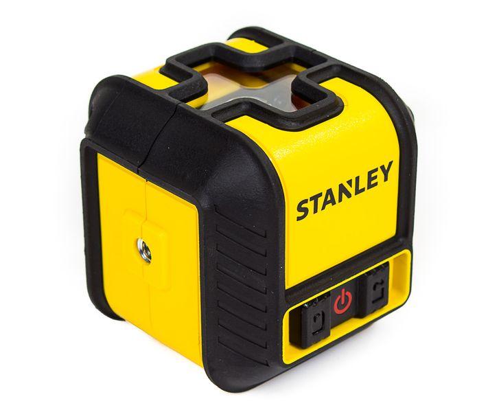 Stanley cubix STHT77498-1 Laser krzyżowy poziomica zdjęcie 3