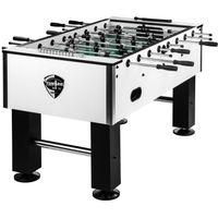 Stół piłkarski - Piłkarzyki TUNIRO PRO - białe M53854