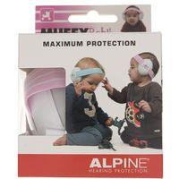 Alpine Muffy Baby Pink ochronniki słuchu dla dzieci - 1 sztuka
