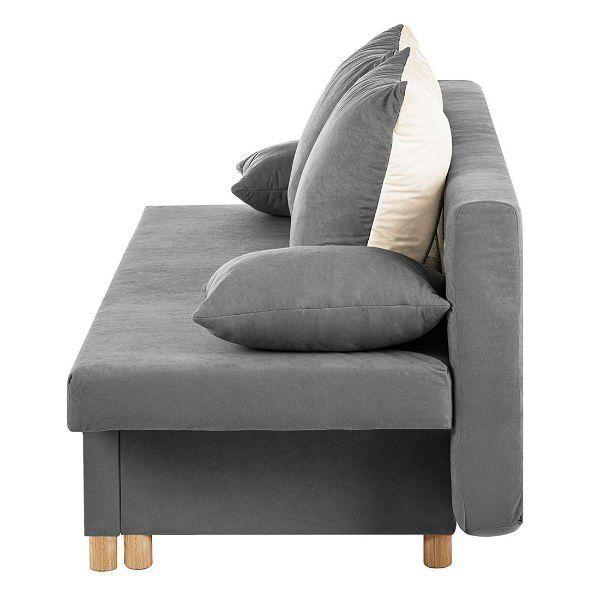 Kanapa Wiki rozkładana sofa z FUNKCJĄ SPANIA zdjęcie 4