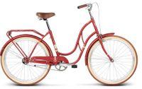 """Rower miejski 26 Kross Le Grand Madison 1 czerwony 18"""""""