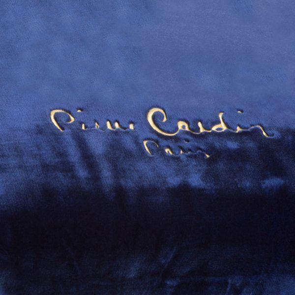 Koc CLARA Pierre Cardin 220x240 Granatowy zdjęcie 4