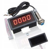 Tachometr Cyfrowy Miernik Obrotów Obrotomierz LED