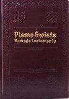 Pismo Święte Nowego Testamentu - reprint rękopisu praca zbiorowa