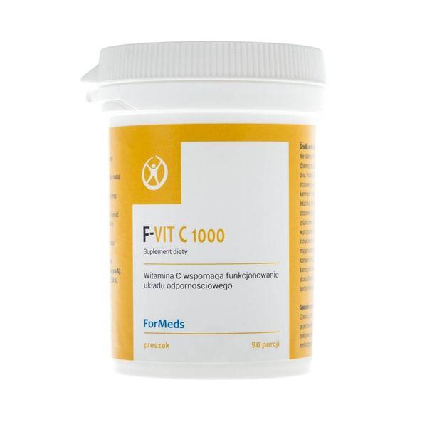 Formeds F-Vit C 1000 (witamina C w proszku) - 90 g na Arena.pl