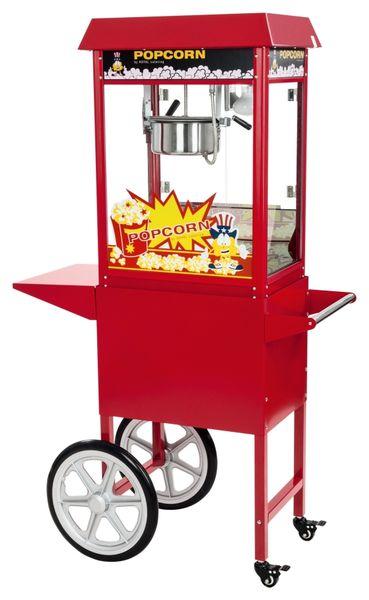 Maszyna do popcornu - wózek Royal Catering RCPW-16E zdjęcie 2