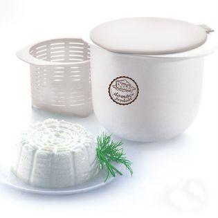 Miska do produkcji wyrobu wyrabiania sera twarogu