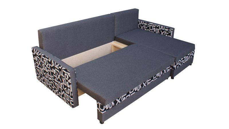 Narożnik Panama funkcja spania SZYBKA DOSTAWA łóżko ROGÓWKA sofa zdjęcie 4