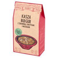Kasza bulgur z żurawiną daktylami i migdałami 250 g