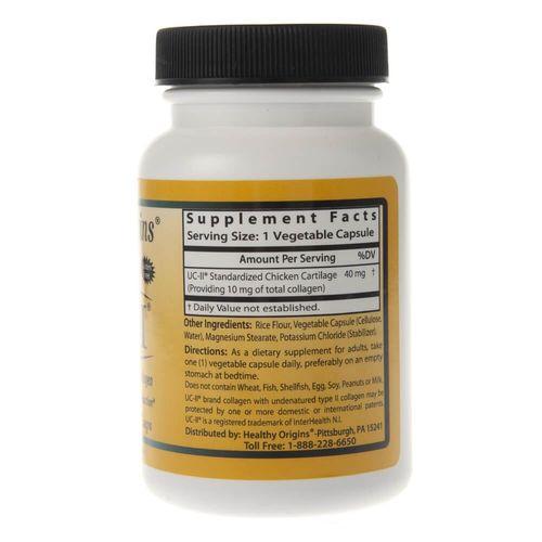 Healthy Origins Natural UC-II (kolagen) 40 mg - 60 kapsułek na Arena.pl