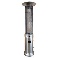 Nagrzewnica Gaspol Emporio 15kW parasol grzewczy gazowy posiada innowacyjny elegancki i funkcjonalny design