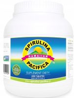 SPIRULINA HAWAJSKA PACIFICA 500 MG 4200 TABLETEK