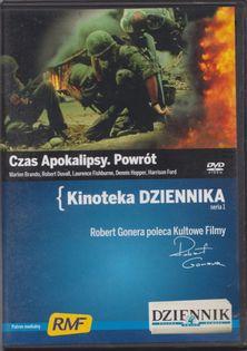 Czas Apokalipsy Powrót DVD