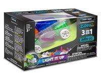 Laser Pegs Świecące Klocki Zippy Do 3W1 Zd002B