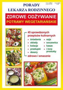 Zdrowe odżywianie Potrawy wegetariańskie Smaza Anna