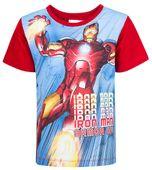T-Shirt Avengers Iron Man 4Y r104 Licencja Marvel (ER1260)