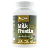 Jarrow Formulas Ostropest Plamisty (Milk Thistle) 150 mg - 200 kapsułek
