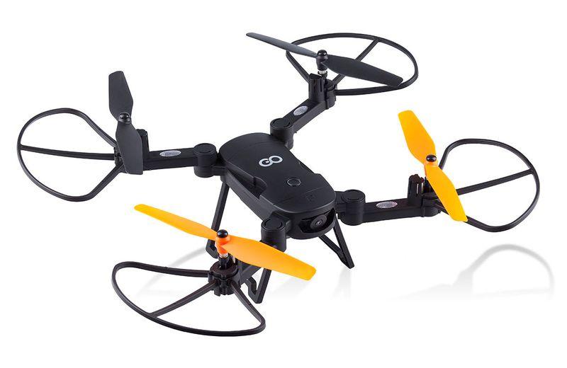 DRON Z KAMERĄ HD TRANSFORMER GOCLEVER FPV LED zdjęcie 5
