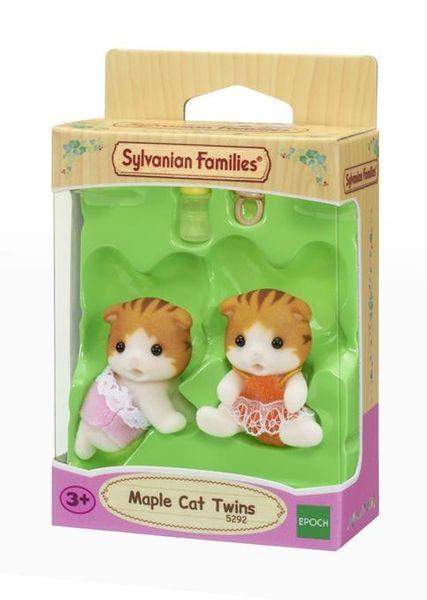 Sylvanian Families Bliźniaki rudych kotków zdjęcie 3