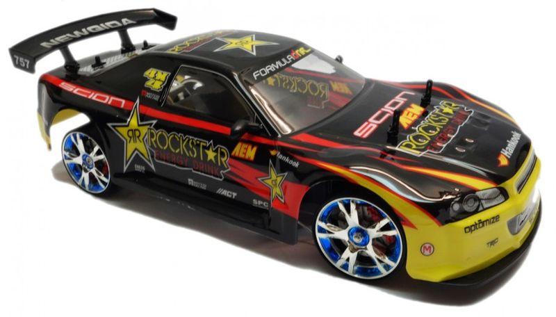 Wyścigowy Samochód RC Drift Auto 1:10 + GRATIS! zdjęcie 1