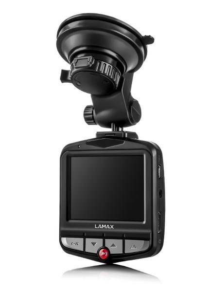 Lamax Drive C3 Rejestrator jazdy trasy 32GB karta zdjęcie 2