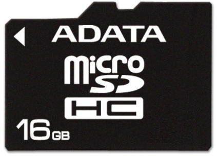 Karta Pamięci A-Data Microsdhc 16 Gb Adapter Sd