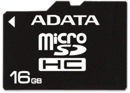 Karta Pamięci A-Data Microsdhc 16 Gb Adapter Sd na Arena.pl