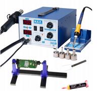 Stacji lutownicza WEP 872D+ Uchwyt montaż PCB flux