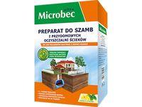 Preparat do szamb Microbec Ultra cytrynowy 18x25g
