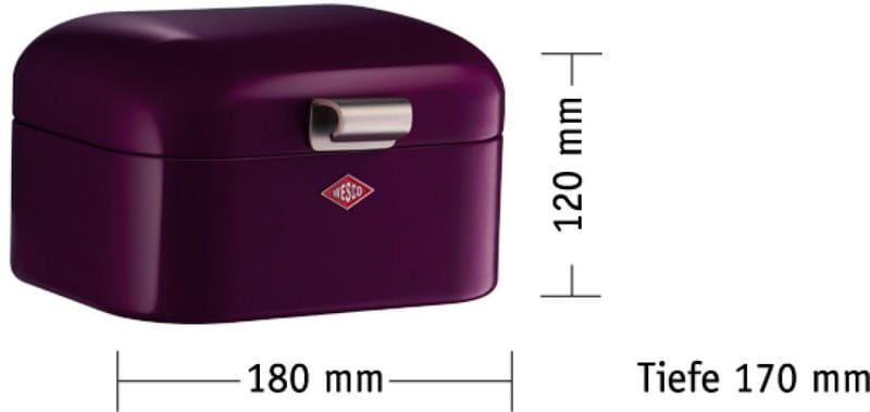 Pojemnik na drobiazgi Mini Grandy miętowy Wesco zdjęcie 3