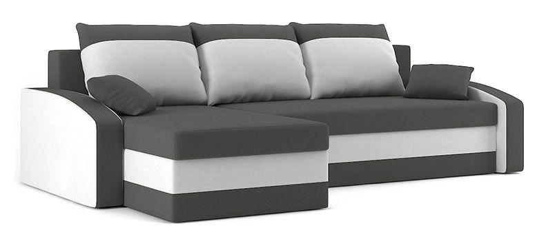 Narożnik HEWLET 1 funkcja SPANIA łóżko ROGÓWKA sofa zdjęcie 2
