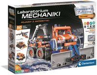 Laboratorium Mechaniki Pojazdy Z Antarktyki