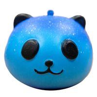 SQUISHY JUMBO PANDA Galaxy Gniotek Antystresowy