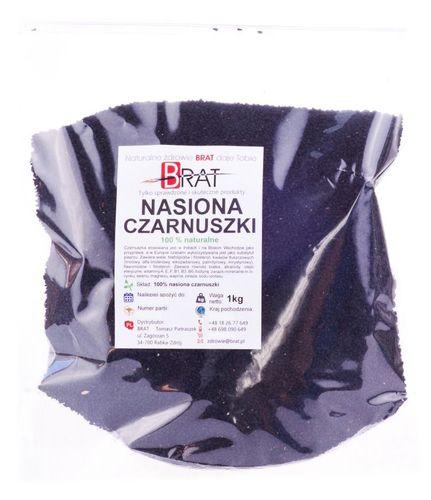 Nasiona z CZARNUSZKI, czarnuszka 1kg CZARNY KMINEK na Arena.pl