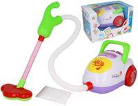 Zabawkowy odkurzacz dla dzieci wciąga jak prawdziwy Z335