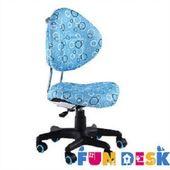 Regulowane Krzesło Fotel ortopedyczny dla dziecka SST5 Blue zdjęcie 1