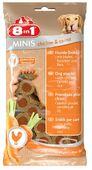 8in1 Minis Chicken & Carrot 100g
