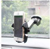 Uchwyt samochodowy na telefon smartfon do kokpitu deski (chropowaty) zdjęcie 5